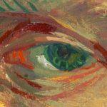 Hány festményt ismersz fel egy híres ember szeméről?