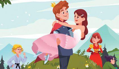 Hercegnős mese nem csak kislányoknak
