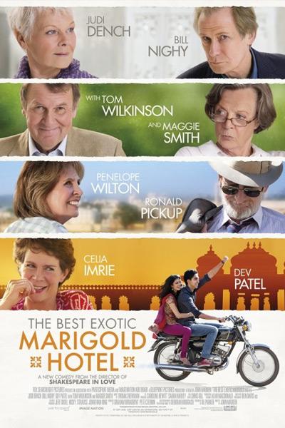 Parádés szereposztás, remek forgatókönyv, minden adott egy remek filmhez. - Keleti nyugalom - Marigold Hotel (The Best Exotic Marigold Hotel)
