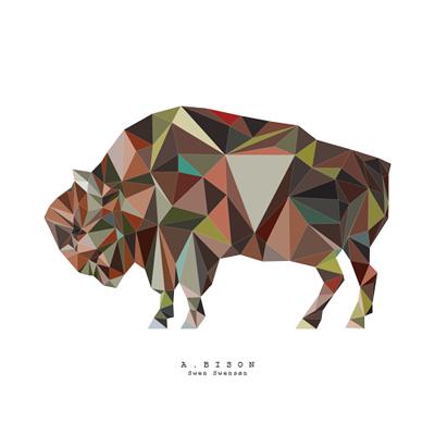 swenswenson03_Amerikansk_bison