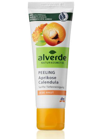 Alverde - Aprikose Calendula Peeling