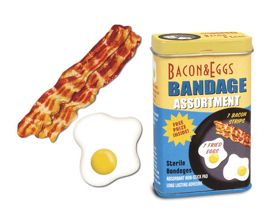 """És mi lenne durvább a sebre """"pakolt"""" szalonnánál? Egyértelműen a ham and eggs..."""