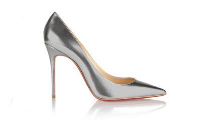 Akarom ezt a cipőt: metálfényű tűsarkú