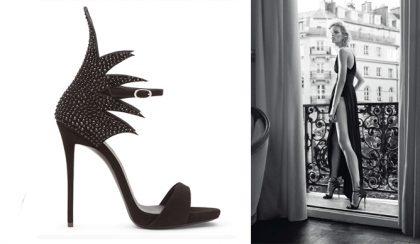 Akarom ezt a cipőt:  femme fatale bevetésen