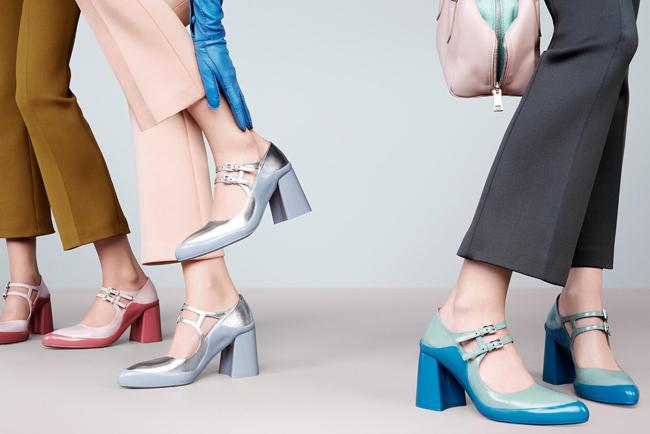 Így se lettek szebbek ezek a cipősarkak. Pont olyanok, amilyet trampli boszorkányok viselnek rosszul rajzolt mesefilmekben. - Prada FW 2015