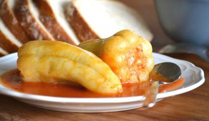 A klasszikus töltött paprika receptje