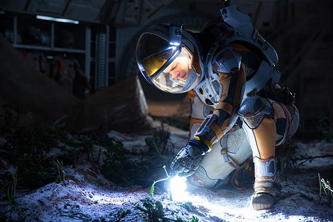 Főszerepben: Matt Damon - Mentőexpedíció (The Martian)
