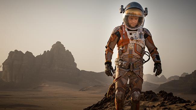 Üdvözlet a Marsról... -Mentőexpedíció (The Martian)