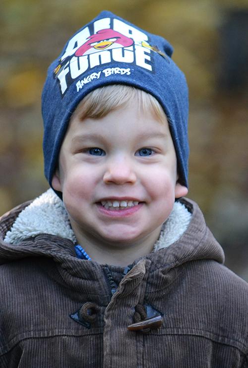 Dani 3 éves (Fotó: Myreille)