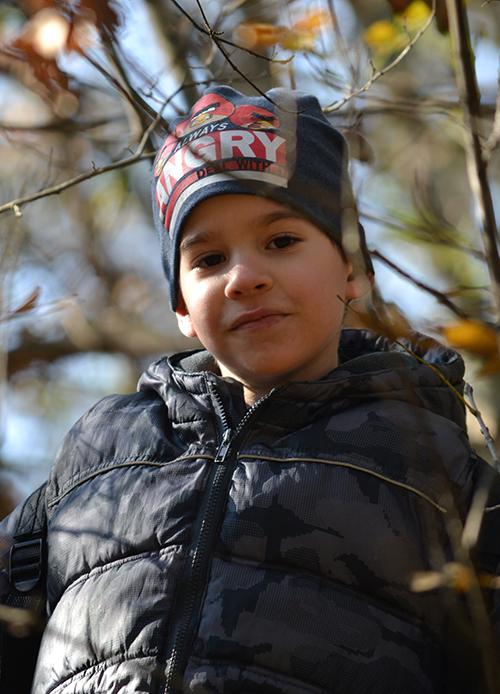 Zsombi 7 éves (Fotó: Myreille)