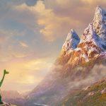A zöld dinó és az ő apró, vad házikedvence