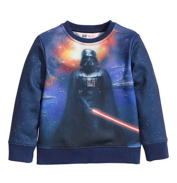 A tökéletes pulcsi fiúknak és még izmozni se kell, hogy felvegyék. (H&M)