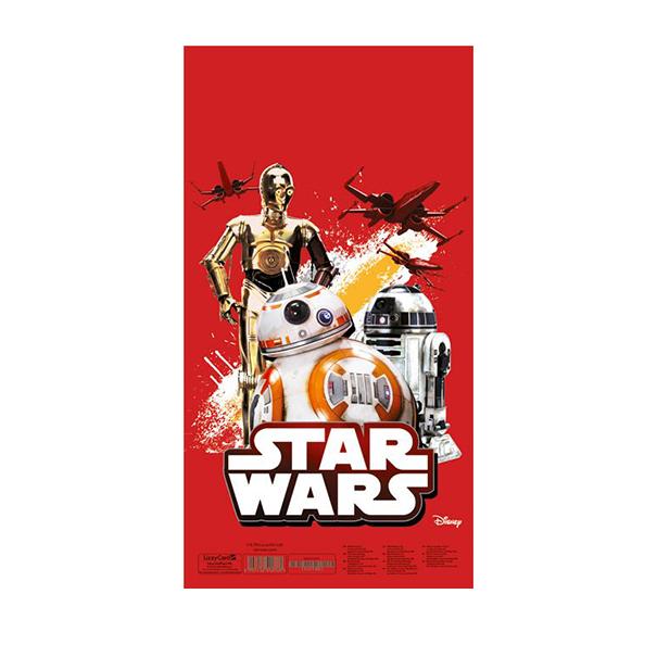 Igen, ez az, aminek látszik. Star Wars-os Mikulás-zacskó. És igen, kellett. Meg kellett venni!