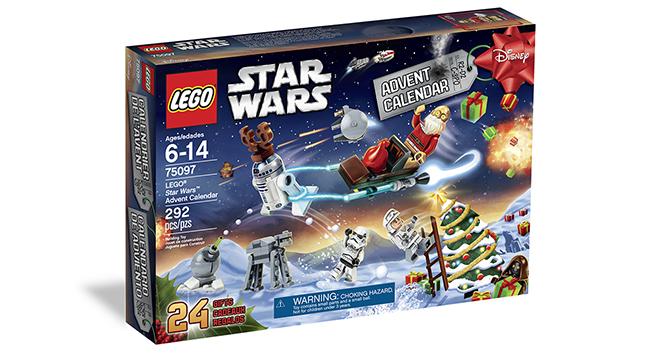 Idén már ötödik alkalommal jelenik meg a Lego Star Wars-os adventi kalendáriuma. Természetesen az új film az apropója a 24 apró meglepetésnek, korábban már Yoda és Darth Vader is volt télapó.
