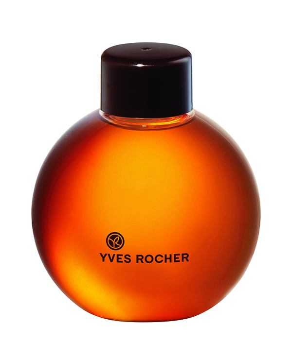Fűszeres vanília tusfürdő olaj - Yves Rocher, 2015. karácsonyi kollekció
