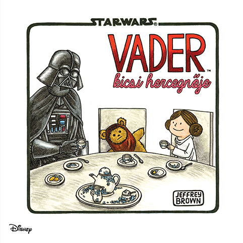 Jeffrey Brown - 1 - Vader's Little Princess_b1_72dpi
