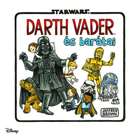 Jeffrey Brown - 3 - Darth Vader and Friends_b1_72dpi