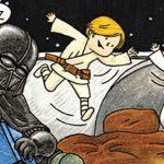 Kacagtató Star Wars-bonbonok elgyötört szülőknek