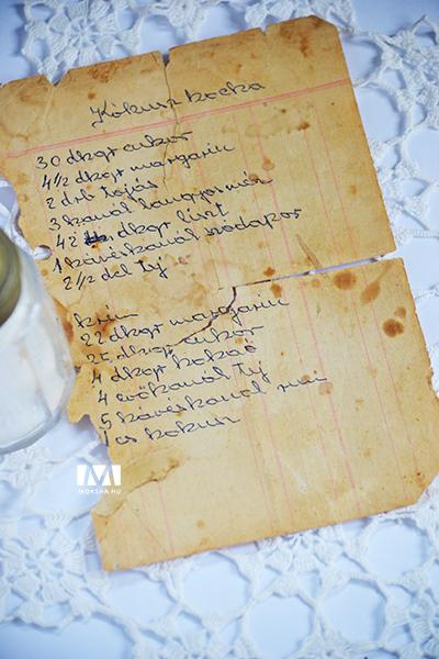 Nagymamám recepje (Fotó: Myreille)