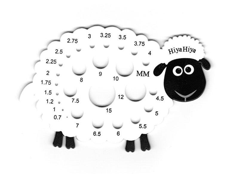 HiyaHiya bárány