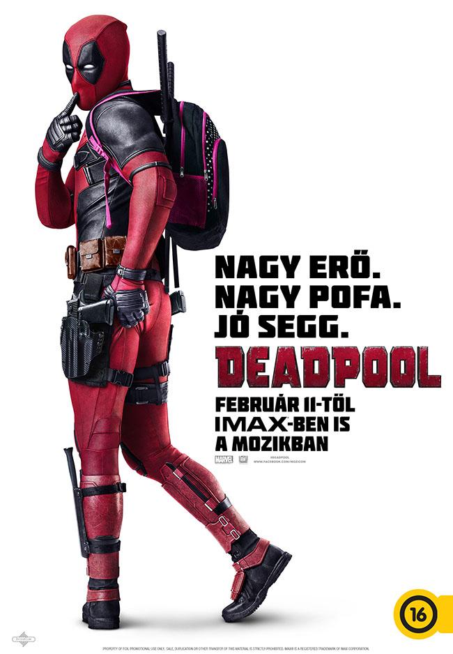 A Deadpool a Marvel egyik legeredetibb (anti)hősének története, mely a kezdetektől meséli el, miként lett egy félresikerült orvosi kísérlet nyomán az egykori különleges alakulatos katonából, a gyógyíthatatlan betegségben szenvedő Wade Wilsonból szuperképességekkel rendelkező, ám meglehetősen elvetemült természetű gyilkológép. A nagyszájú, kegyetlen humorú Deadpool elindul, hogy levadássza azokat, akik tönkretették az életét...