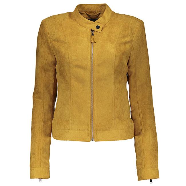 Már télen nézegettem sárga kabátokat, mert mennyire jó lenne a sok feketémhez, erre pár napja a New Yorkerben szembejött egy a curry színű Amisu kabát. Halálos szerelem első látásra, de még nem vettem meg. Holnap megint megnézem... Bár minél többet nézem, annál biztosabban tudom, hogy nekem találták ki.