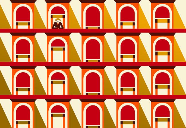 Malika Favre: Carluccios - Christmas