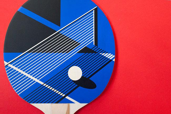 Malika Favre: The art of ping pong