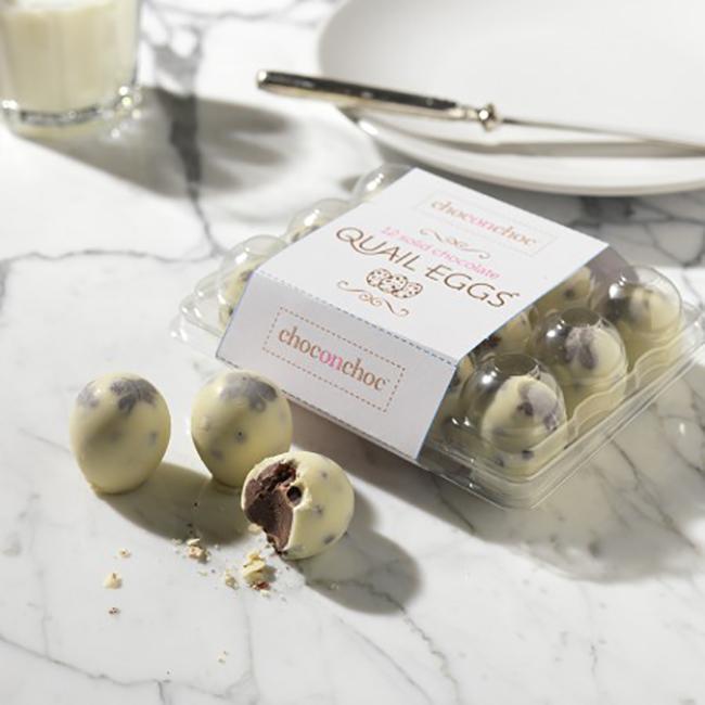 Chocolate Quails Eggs/Gyártó: Choconchoc