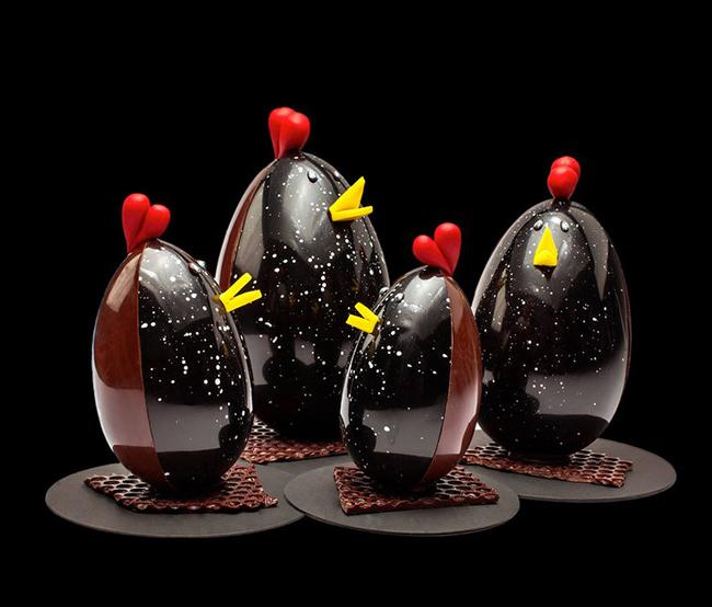 Patrick Roger húsvéti tojásai