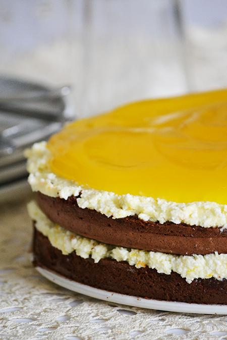 A torta teteje Fantából készül! (Fotó: Myreille)