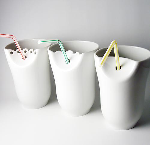 Šárka Schmelzerová aka sarkas porcelán poharai