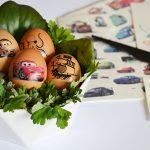 2 perces mutatvány: Tetoválj tojást Húsvétra!