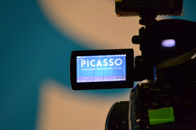 Picasso - Magyar Nemzeti Galéria/Fotó: Myreille