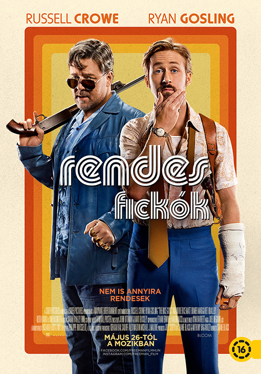 Rendes fickók/The Nice Guys