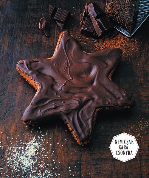 Csokicsillag - Fotó: Gluténmentes sütés-főzés