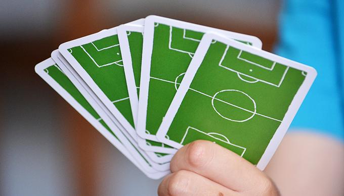 GÓÓÓL! - Három szórakoztató focis kártyajáték (Fotó: Myreille)