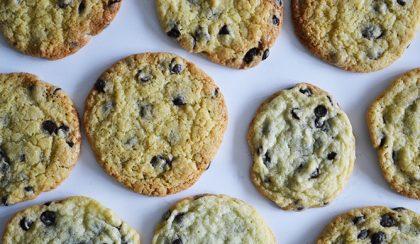 A legfinomabb cookie: bitang jó csokis keksz