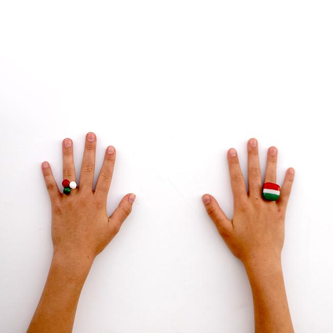 Szurkolj stílusosan! Drukker gyűrűk panyizsuzsitól!