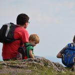 Anya lettem: kirándulások, geocaching és a hegyeink