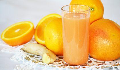 Rákattantam: grapefruit-narancs-gyömbér juice