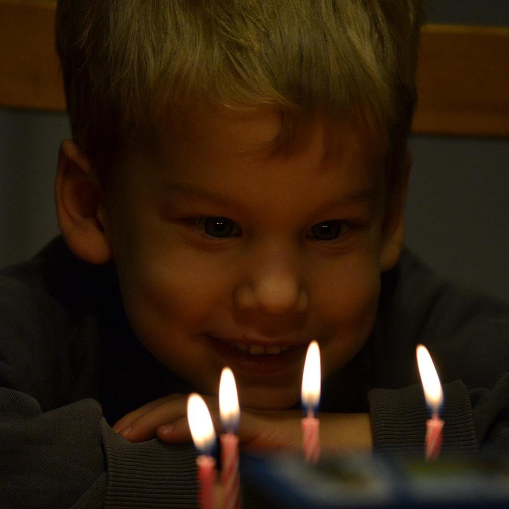 Dani 4 éves/Fotó: Myreille