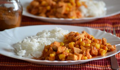 Mexikói csirke – a gyerekek imádják