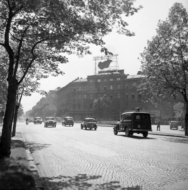 1956 (Fotó: Fortepan, Kotnyek Antal)