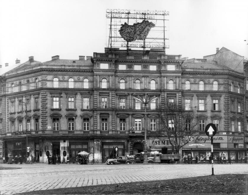 1960 (Fotó: Fortepan, Budapest Főváros Levéltára)