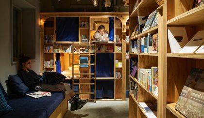 Aludnál könyvesboltban? Nem lehetetlen!