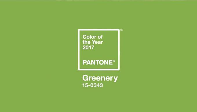 2017 színe a lombzöld