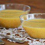 Kókusztejes-currys sárgarépakrémleves