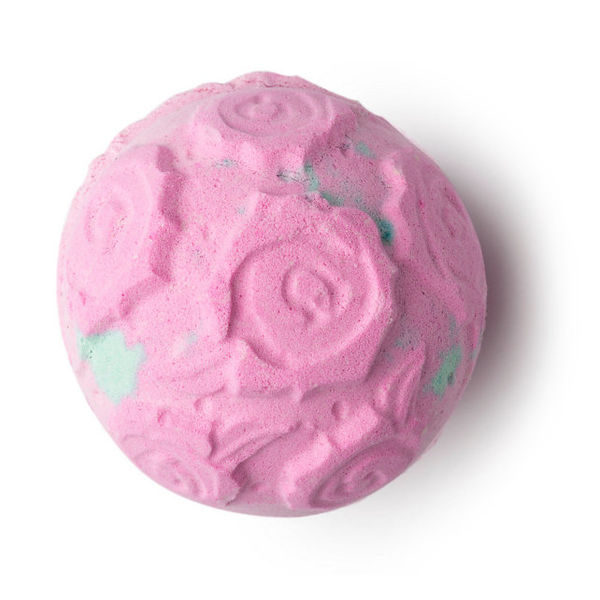 Rose Bombshell fürdőbomba/Lush