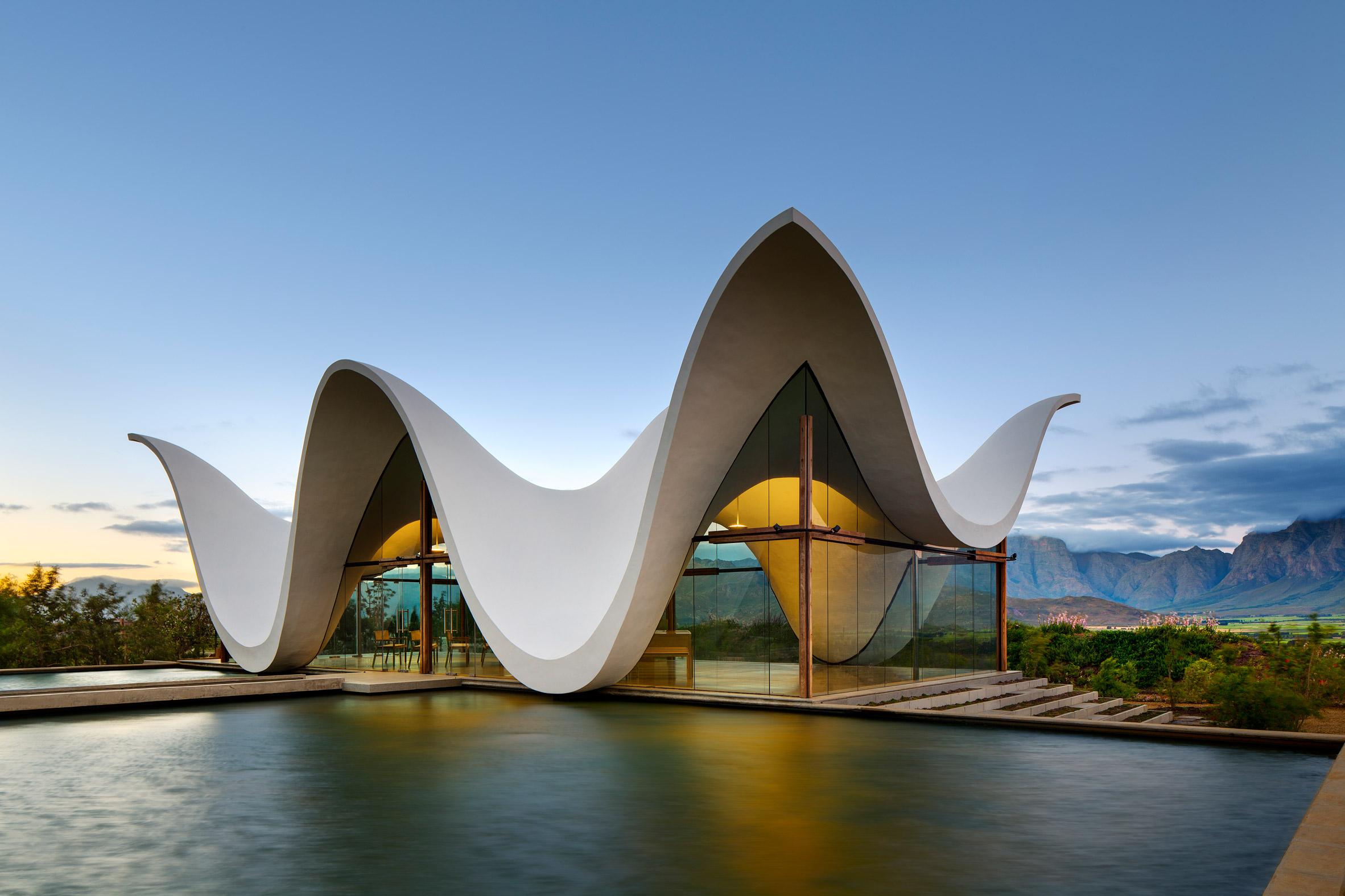 Kápolna Dél-Afrikában